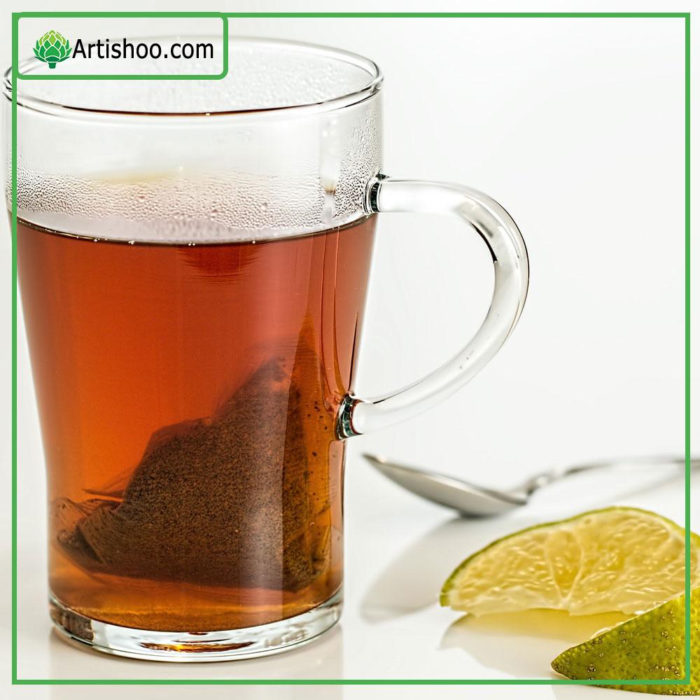 ریختن_آبلیمو_در_چای