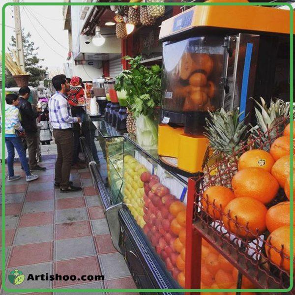 محصولات ارگانیک در ایران