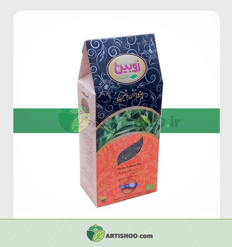 چای ترش و شیرین | زوبین