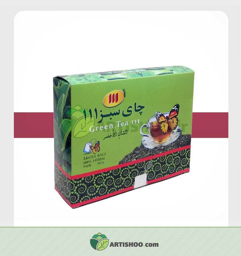 چای سبز | ۱۱۱