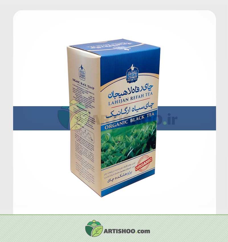 چای سیاه ارگانیک | لاهیجان